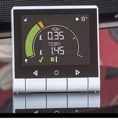 GEO Minim+ British Gas Energy Smart Electricity Monitor Meter Brand New & Boxed