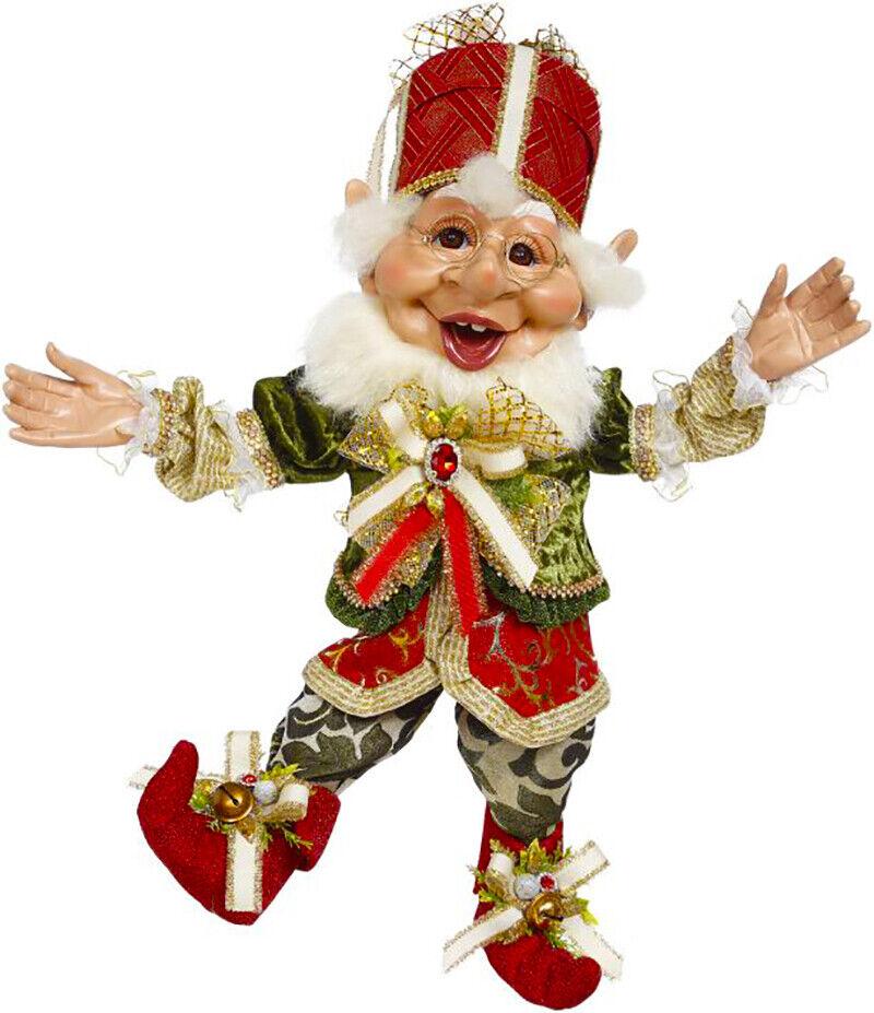"[Mark Roberts Elves - Present Elf 51-05530 Medium 18"" Figurine </Title]"