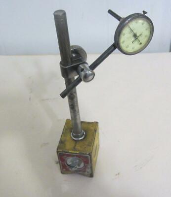 Vintage Enco 300 Magnetic Base Wfederal Indicator V81