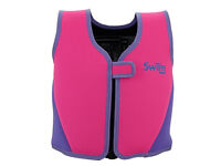 SwimMad Child's Swimming Jacket, 18-30Kg 3-6 Years, Colour: Pink