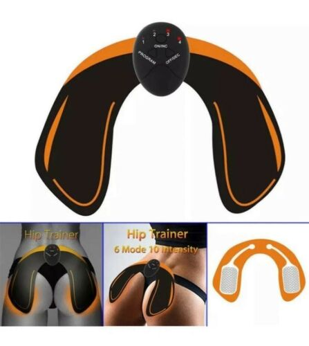 Electronic EMS Muscle Stimulator Abs Abdominal Toning Belt H
