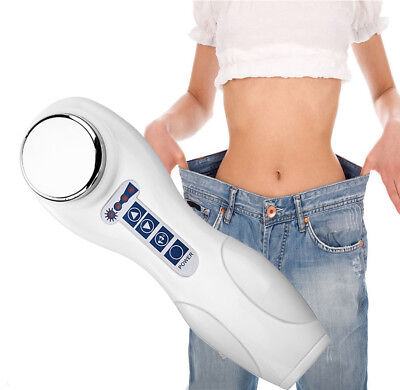 1MHz Ultrasonic Slimming Massager Cavitation Skin Care Machine LW 009