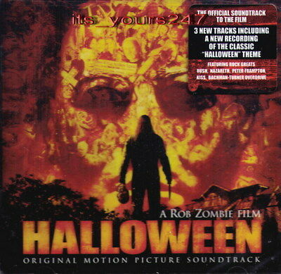 Halloween - Original Soundtrack | Rob Zombie | CD NEU