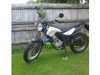 Derbi Motorbike for sale