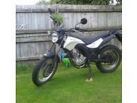 Derbi Cross City for sale.