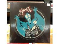 Brand new n sealed Ghost ‎– Opvs Eponymovs, picture disc released on Rise Above Records ‎in 2015.