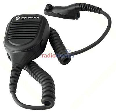 Genuine Motorola PMMN4050A DP3400 DP3600 DP4400 DP4800 IMPRES Speaker Microphone