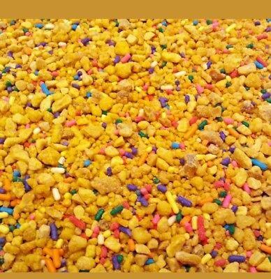 12 oz peanut brittle crunch Ice Cream Topping Sprinkles Twinkle Dip cake decor