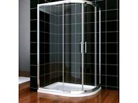 Quadrant Shower Enclosure. 900mm x760mm