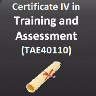 Online Certificate  in Training  and Assessment