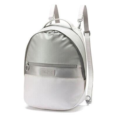 Puma x Selena Golmez Style Womens Backpack Rucksack Bag White 075998 02