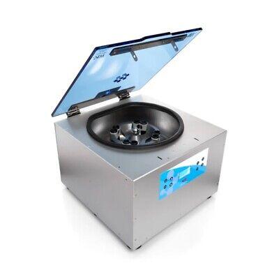 New Lw Scientific Mx5 8 X 15ml Swingout Centrifuge 100-5000rpm M5c-08su-15t1