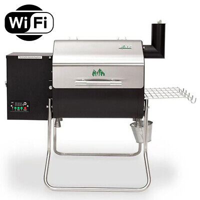 Green Mountain Grills Davy Crockett Wood Pellet Grill Wifi Tailgate Smoker DCWF
