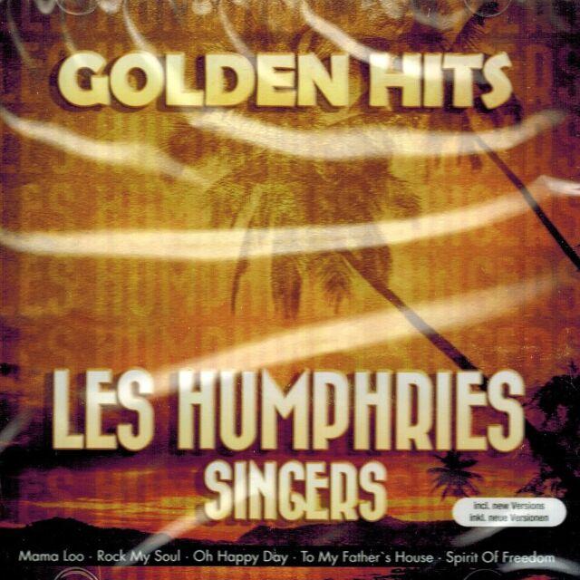 CD NEU/OVP - Les Humphries Singers - Golden Hits