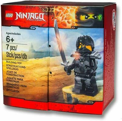 LEGO Ninjago 5004393 Stone Armor Cole Brand new! sealed promotion box