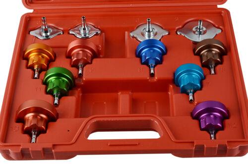 Owner Universal Radiator Pressure Tester Cooling System Head Gasket Leak Detector