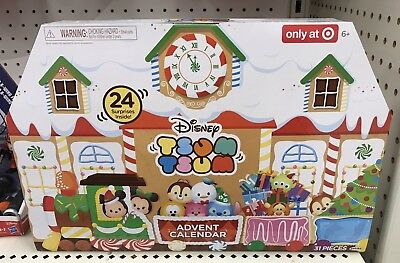 2017 Disney Tsum Tsum Advent Calendar Target Exclusive By Jakks
