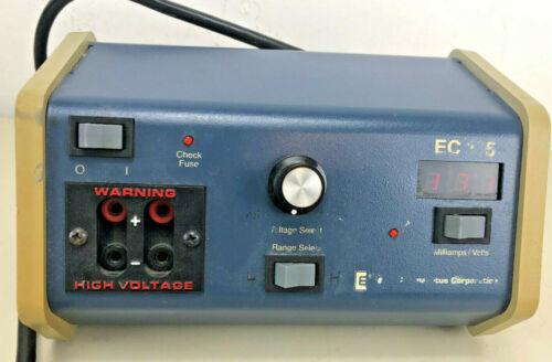 EC Apparatus Corporation  Electrophoresis Power Supply EC105