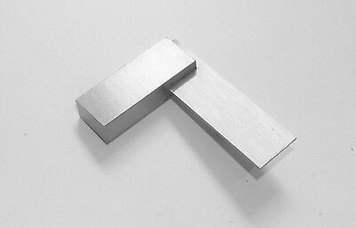 2  Square 90  Right Angle Steel Square Measure Layout Hobby Model Craft Projects