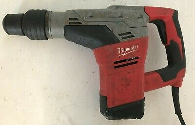 Milwaukee 5317-20 Sds- Max Rotary Hammer Drill V.g