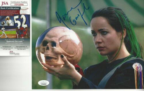 Actress  JANEANE GARO Autographed 8x10 photo JSA  Certified