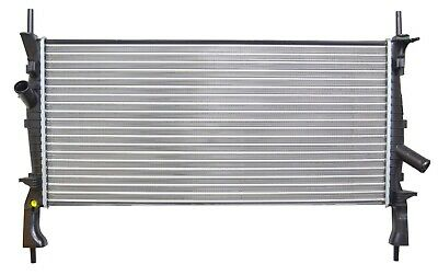 FORD TRANSIT 2.2/2.3/2.4 MANUAL RADIATOR WITH AIR CON 2006-2013 768mm x 380mm