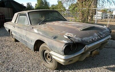 THUNDERBIRD TBIRD 1964 64 FORD ORIGINAL USED FACTORY PARTS CAR