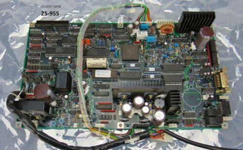 Anelva A12-66001-B Main Circuit Board Helium Leak Detector *used working