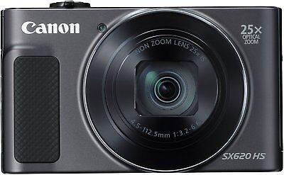 Canon Powershot SX620 HS schwarz Digitalkamera ! SX620HS SX 620