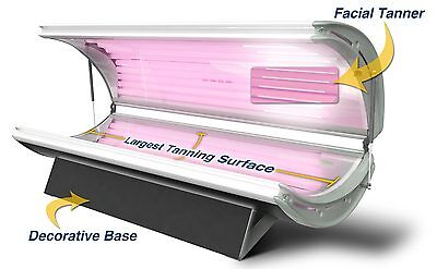 Wolff SunFire 16 Elite w/ Facial Tanning Bed - Home Tanning Bed + FREE SHIPPING