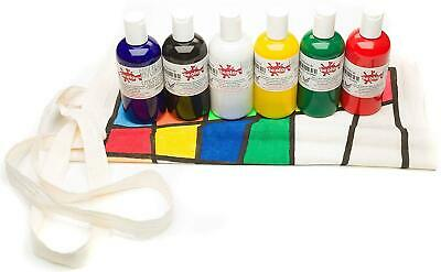 Scola Textile Fabric T-shirt Paint - 6 Colours x 150ml