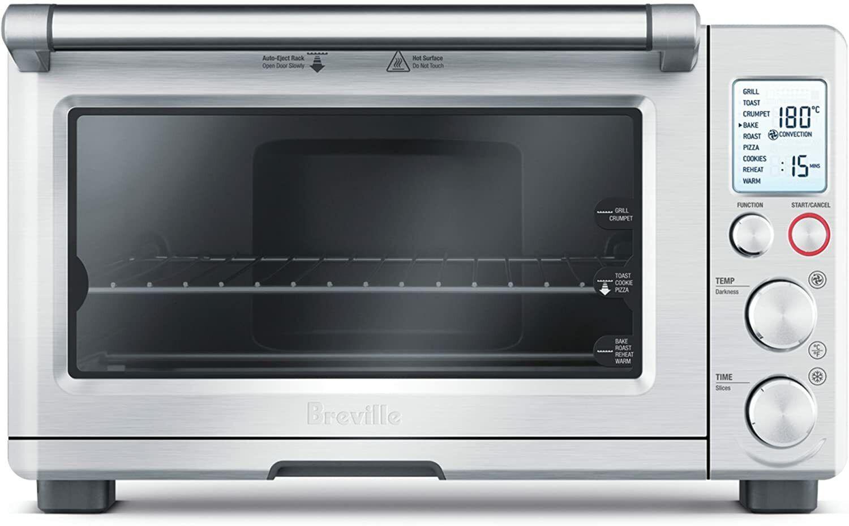 Breville BOV800XL Smart Oven 1800-Watt Convection Toaster Ov