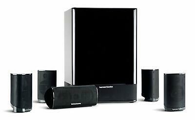 Harman Kardon HKTS-15 5.1 High-Performance, 6-Piece Home Theater System -UNIT 4