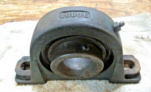 Dodge Pillow Block 2 3/16 124139 Heavy Duty