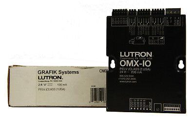 Lutron OMX-IO Grafik Eye Control Interface Module 24V New in Box