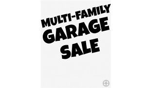 GARAGE SALE - Saturday 23rd & Sunday 24th