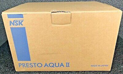 Nsk Presto Aqua Ii Y150023 Lube-free Air Turbine Hand-piece Unit No Handpiece