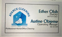 AVANCE CLEANING INC