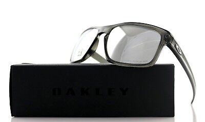 POLARIZED NEW Authentic OAKLEY SLIVER Grey Smoke Chrome Sunglasses OO 9262-13