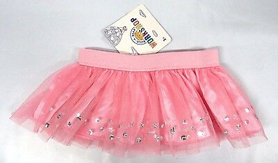 *** Build-A-Bear PINK MESH *GLAM* SKIRT - Item No. 023741 - NEW