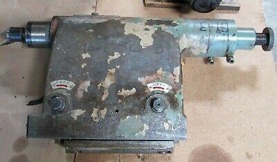 Mori Seiki Sl-3 Cnc Lathe Parts Tailstock Assy
