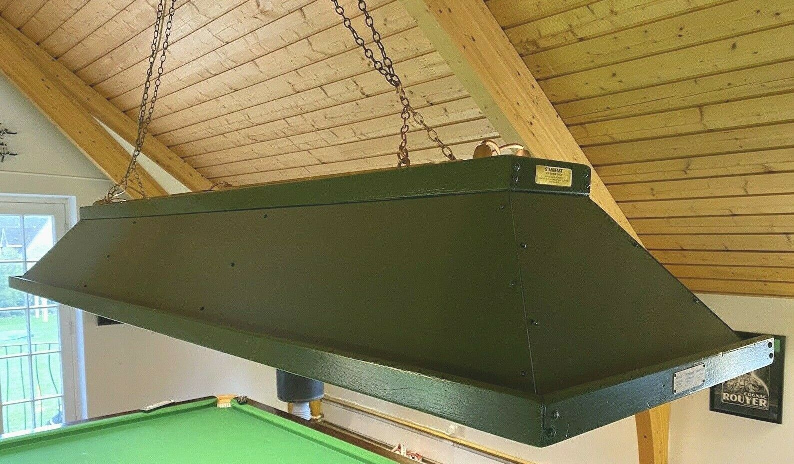 Standfast Snooker Table Light