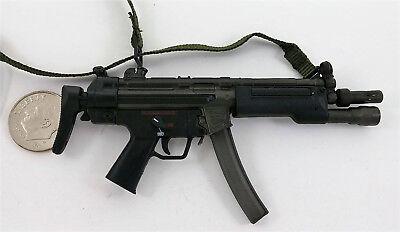 Damtoys Seal Team 5 VBSS Team Leader MP5 1/6 toys Dam SubMachine Gun Art  Joe - Toy Submachine Gun