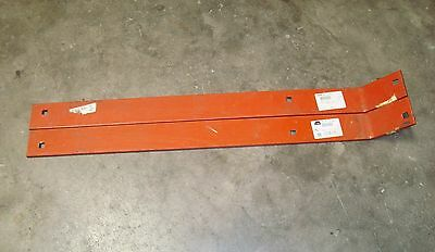Servis Rhino Mower Deck Frame Skid Shoes Part 582024r - 582024l Oem-new