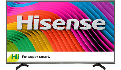 Hisense 43H7050D 43-inch 4k Ultra HD 60Hz LED Smart TV with 3 USB inputs