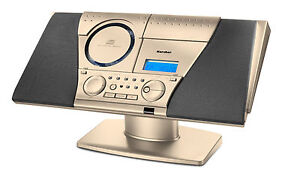 Karcher MC 6550(N)-CH Musikcenter CD MP3 Player Radio Kassette Stereoanlage
