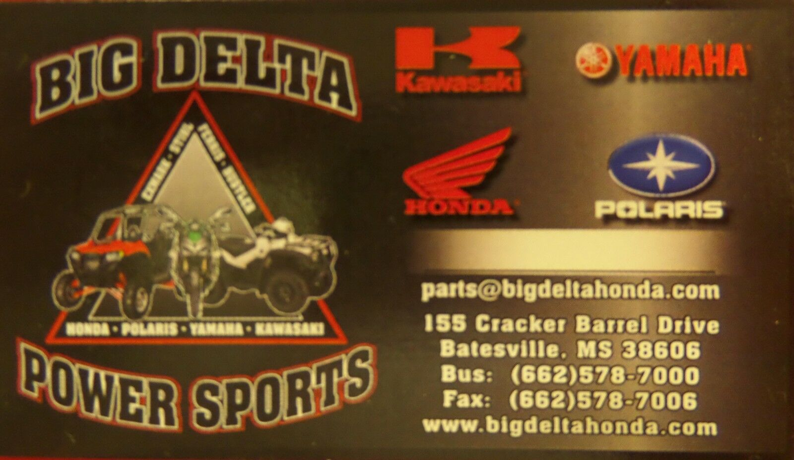 Big Delta Power Sports