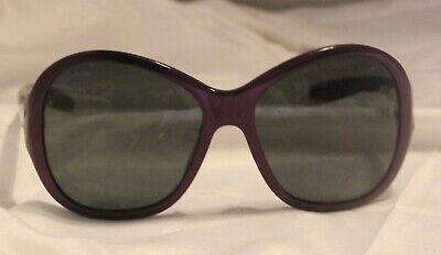 Prada Sunglasses Purple SPR20L 57 16 7WO 1A1 135 3N Italy