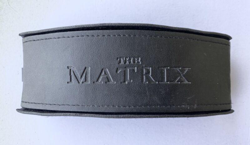 AUTHENTIC MATRIX Morpheus Sunglasses Warner Bros. TM Rare