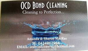 OCD BOND CLEANING Browns Plains Logan Area Preview